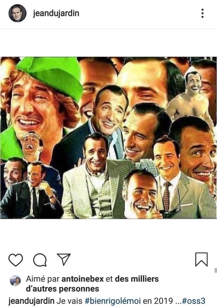 Compte Jean Dujardin