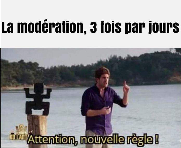 Louis Ballet - La réglementation