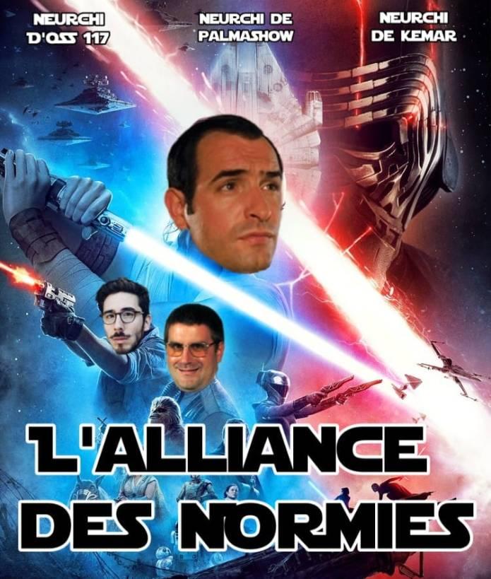 Le 05/01/2020 Antoinette Arriagada annonce l'Alliance des Normies