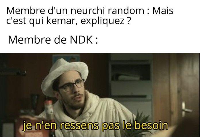 Romain Blanc - Kemar
