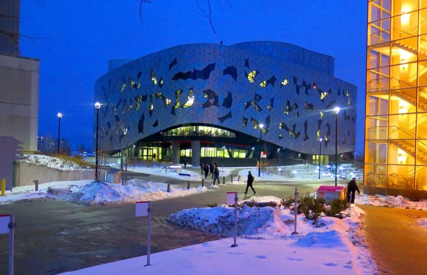 Bergeron Centre