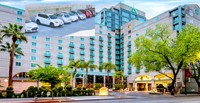 Hyatt Sacramento Hotel installs 26 electric vehicle chargers
