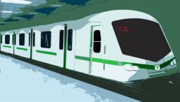 45 Modern subway train copy 2
