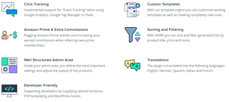 Funciones extra-AAWP