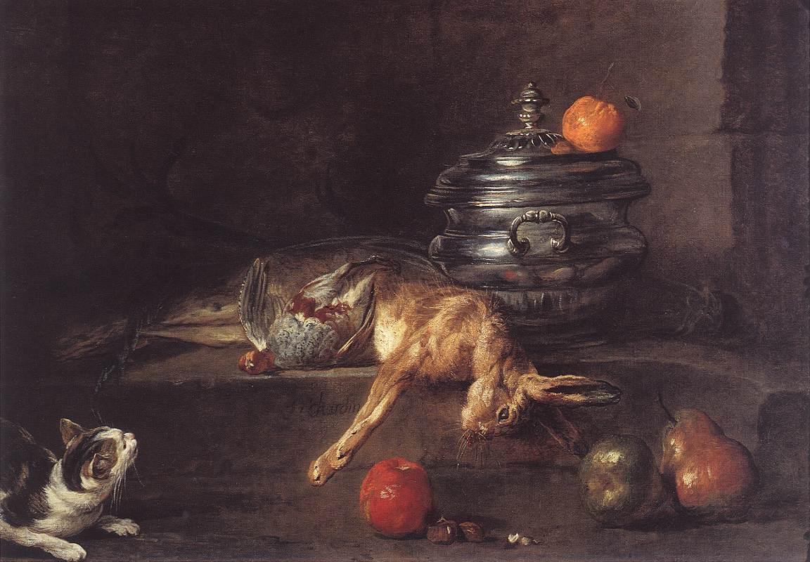 Chardin il pittore del silenzio  Filippo Venturi