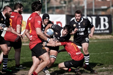 Rugby Romagna - Lyons Rugby (foto 23)