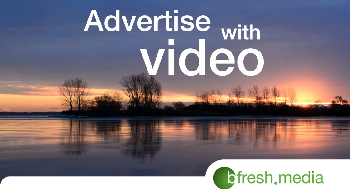 video advertising bfresh production