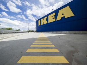 Ikea offers furniture that you initially have disassembled.