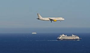 air freight is not a good way to reduce shipping expenses