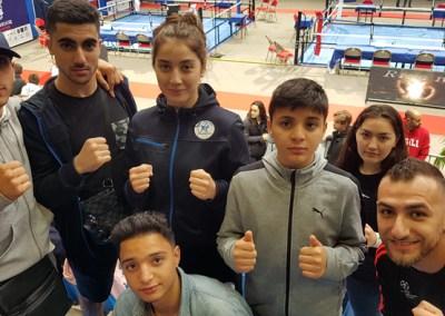 Finale championnat de France jeunes à Boulogne sur Mer