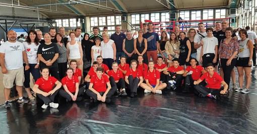 Championnat du monde jeunes à Budapest