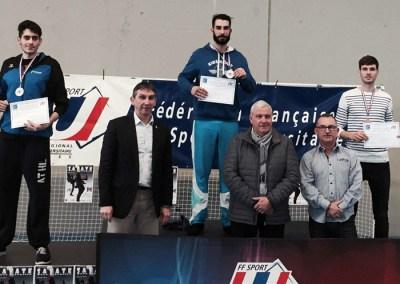 Championnat de France Universitaire à Rennes