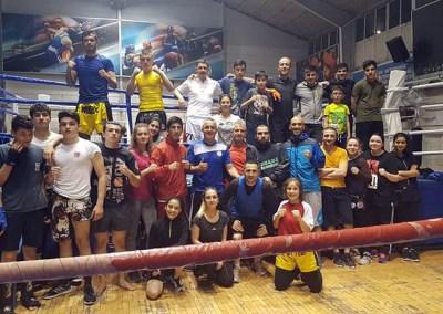 Formation de kick et de thaï Ulus Ankara en Turquie