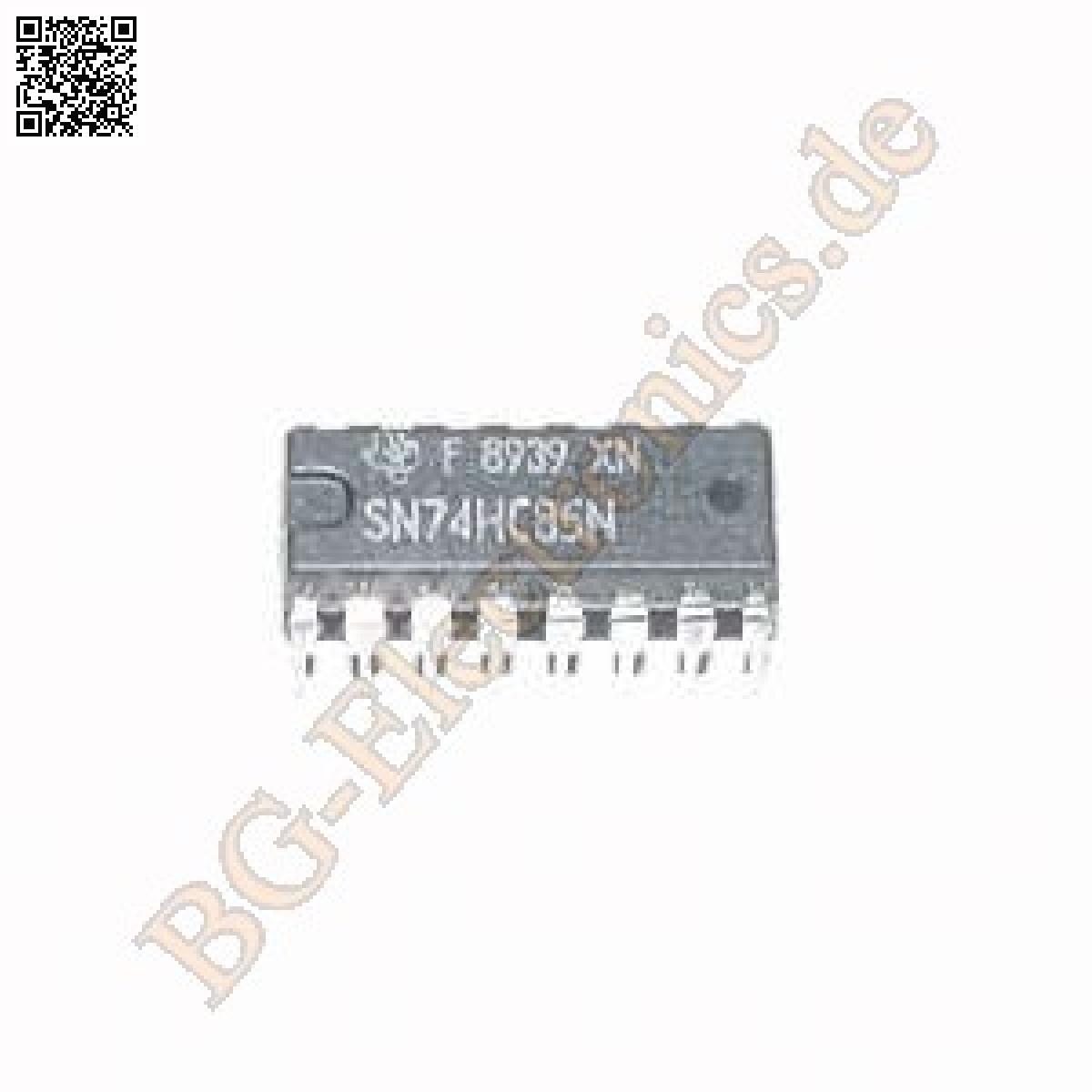 SN74HC85N, BG-ELECTRONICS SN74HC85N, SN74HC85, 74HC85N, 74HC85