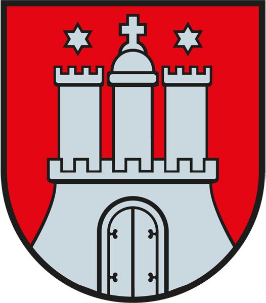 Hamburg-Wappen