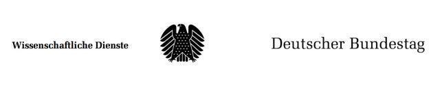 Bundestag Wissenschaft