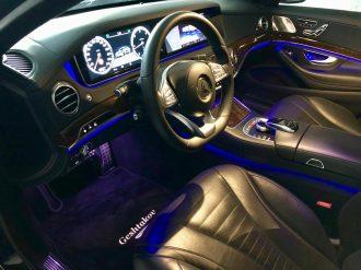 Mercedes S class W222 VIP