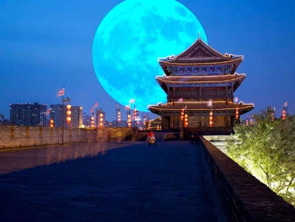 आफ्नो आकाशमा कृत्रिम चन्द्रमा बनाउँदै चीन, ८० किमि क्षेत्र उज्यालो हुने