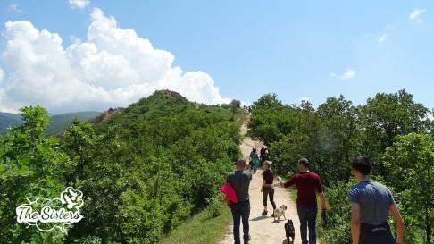 Пътеката към Стобските пирамиди