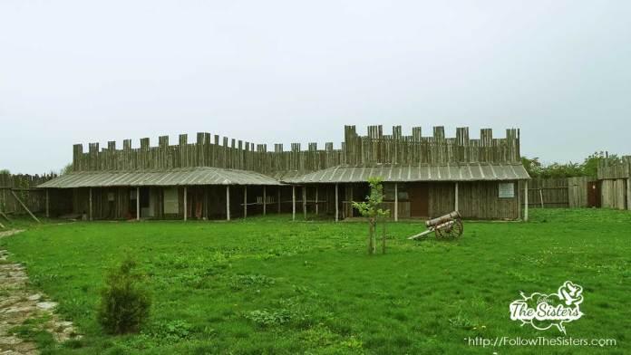 Онгъла в село Българево