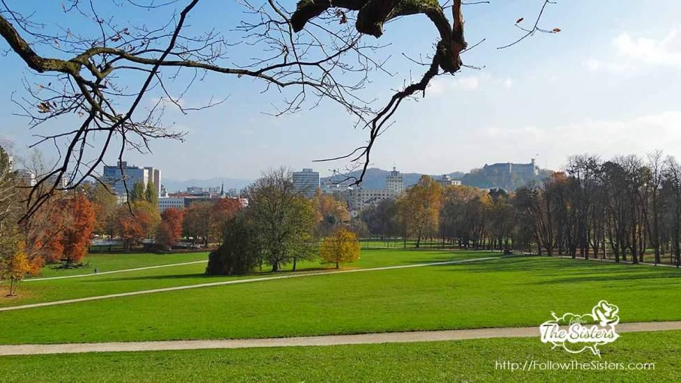 Парк-Тиволи-Любляна