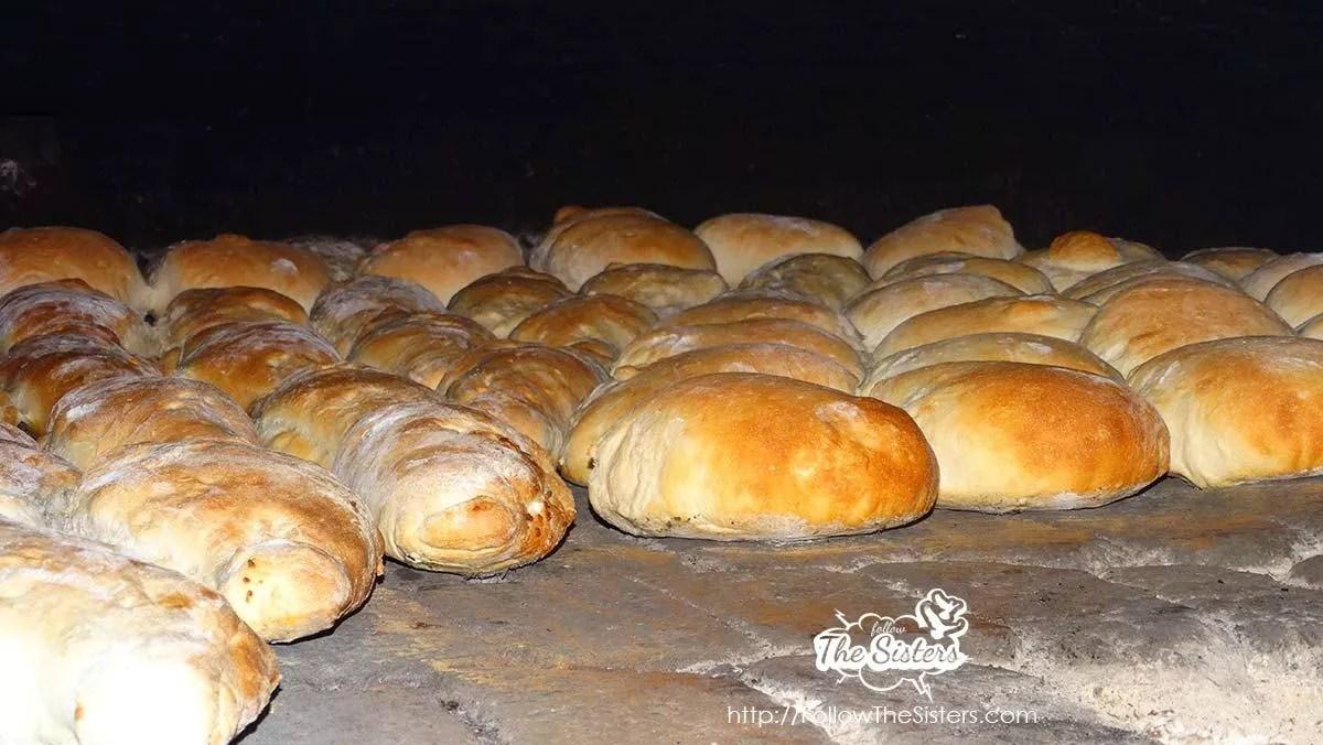 Хляба във фурната на Карандила