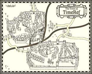 medieval towns town history middle village cities timeline printable ages map coloring early london winchester walls houses saxon were miniature