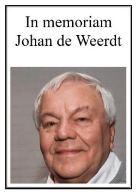 Johan de Weerdt