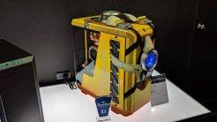 10) Tracer Mod: La emblemática heroína de Overwatch inspiró a Ronnie Hara para crear mod desde un chasis Dark Base Pro 900 que incluye un acelerador crónico en la caja que fue uno de los diseños más valorados del Computex 2018.