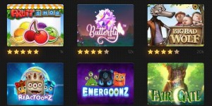nb casino entertainment Slot