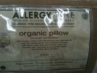 Germ-Free Organic Pillows? | Adventures of a Green Gopher