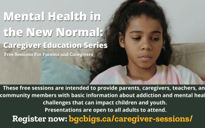 Mental Health in the New Normal – Caregiver Education Series