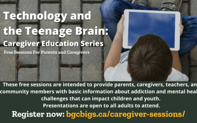 Technology and the Teenage Brain – Caregiver Education Series