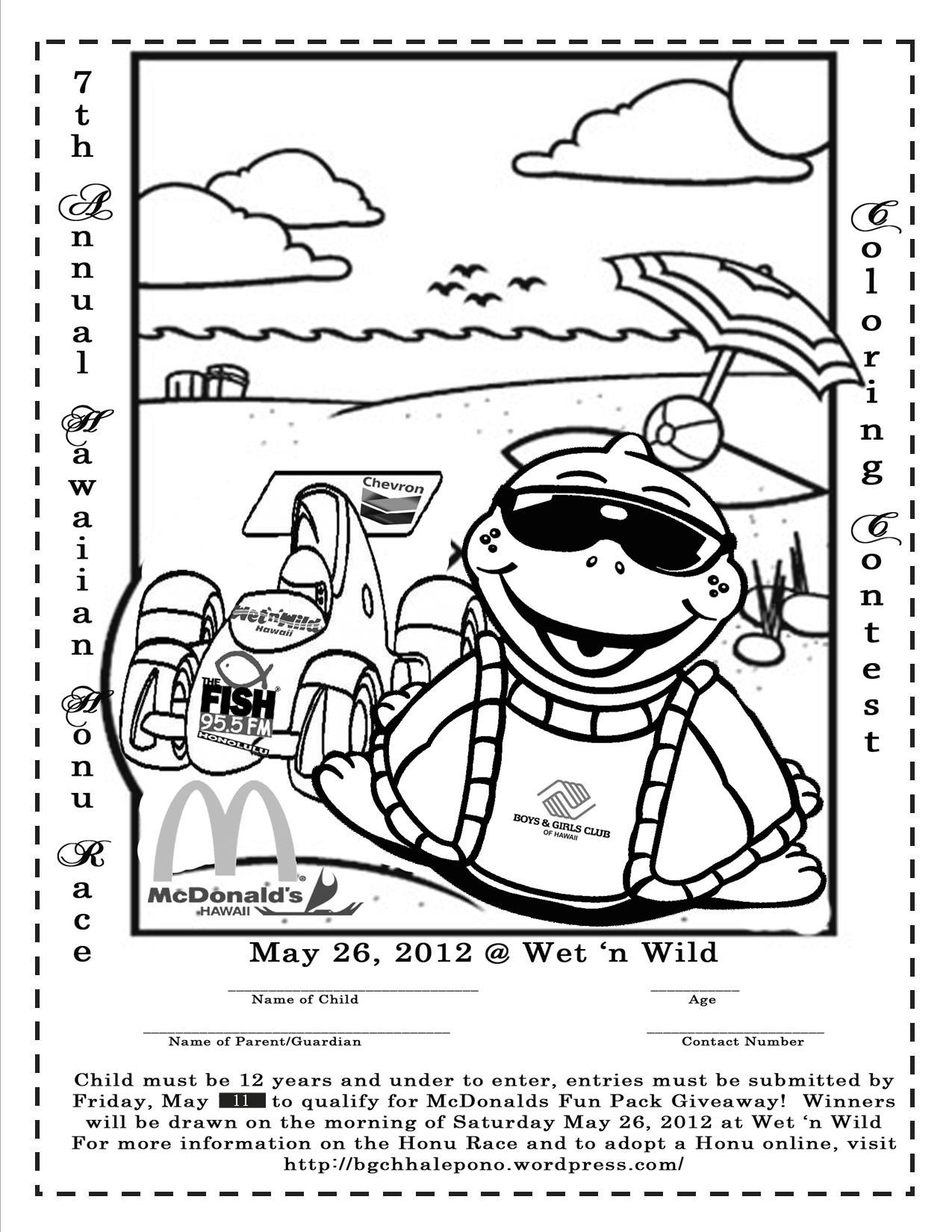 Hale Pono Newsletter April-June 2012 Edition