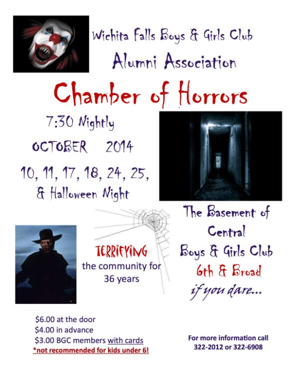 Chamber Flyer 2014
