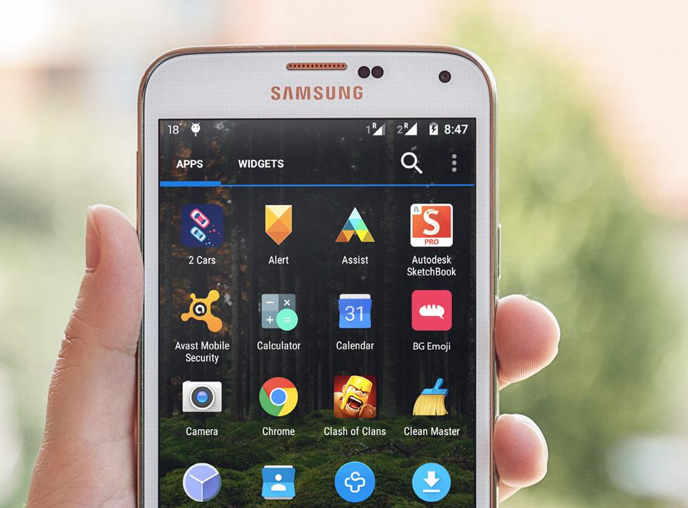 BG Emoji Android