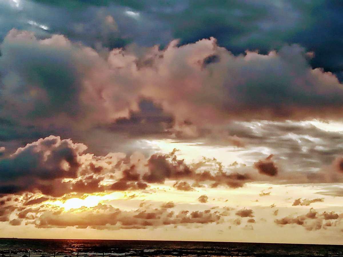 sun rise Lido