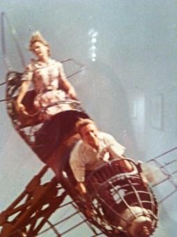 Robert Diament, He has turned her head, early 1960s, Colour Print
