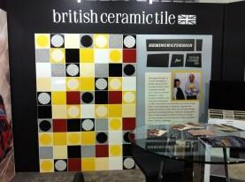 A Hemingway (hemingwaydesign.co.uk) design for British Ceramic Tile (britishceramictile.com) based in Devon.