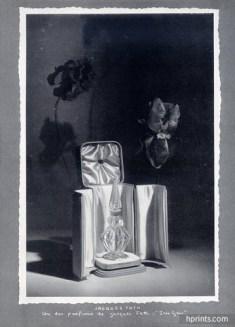 Iris Gris, Les Parfums de Jacques Fath, 1949