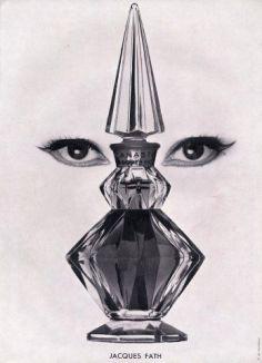 Canasta, Les Parfums de Jacques Fath, 1952