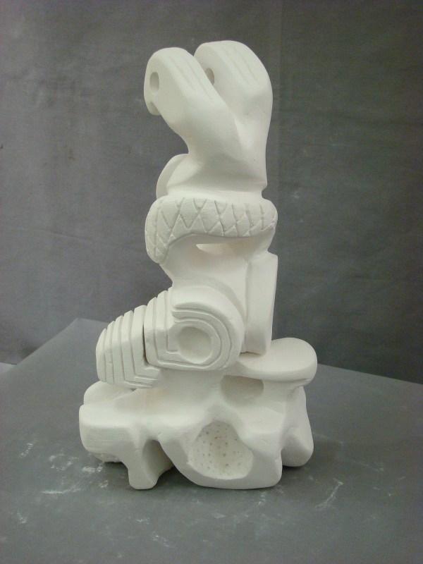 Plaster Sculpture Shannon' Art