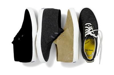 Keds lanza nueva colección de zapatos para hombres en GAP
