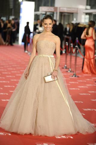 Los mejores vestidos de la Ceremonia de los Premios Goya 2012