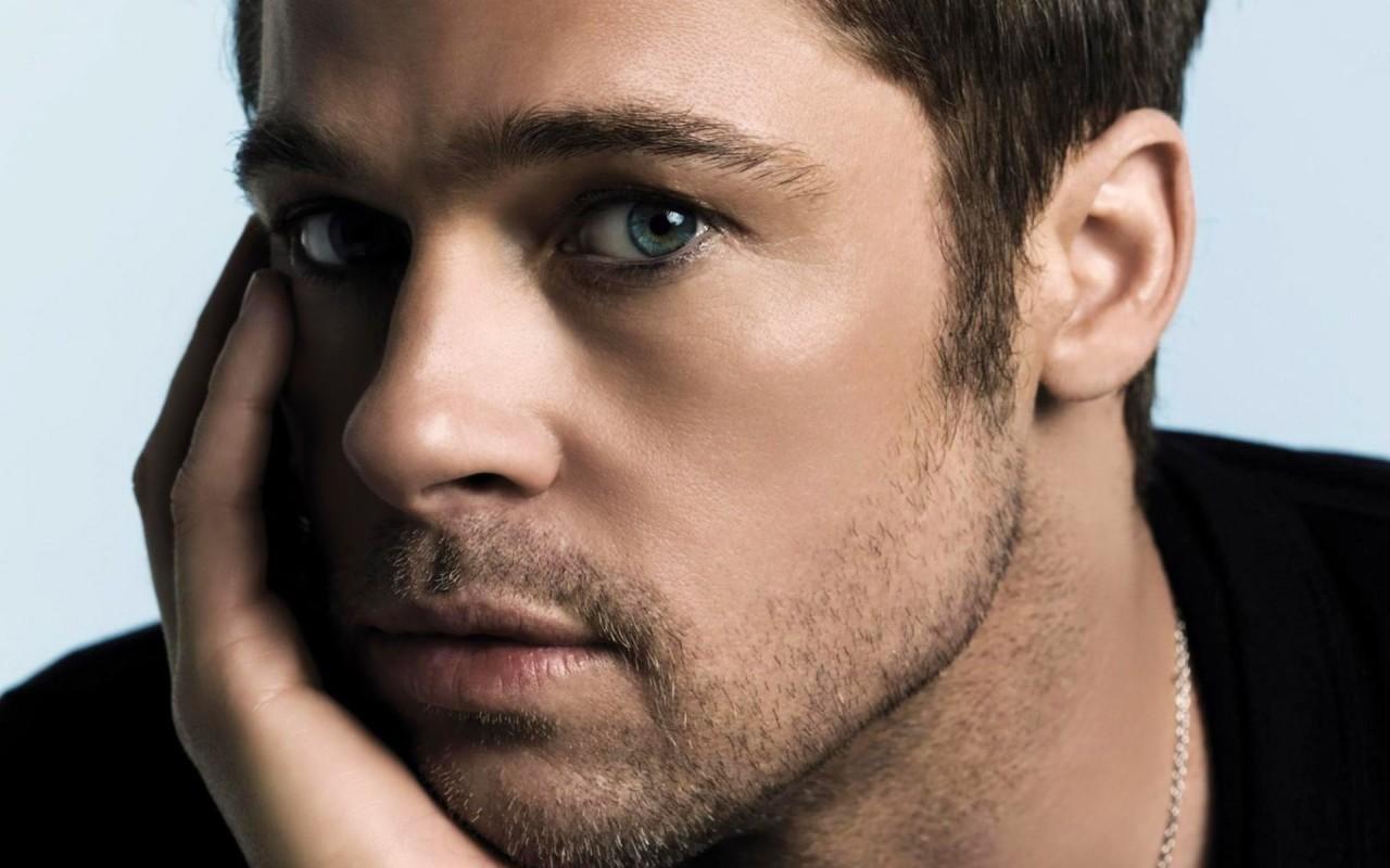 Brad Pitt como imagen de Chanel nº5