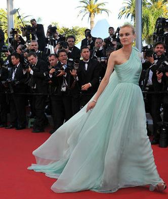 Las actrices, Cannes 2012 y sus vestidos [#1]