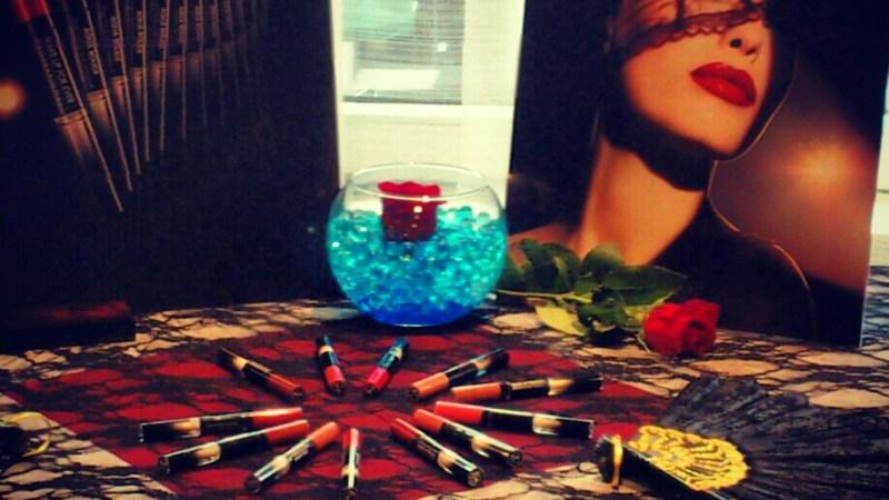 Black Tango, la colección más pasada por agua de Make Up For Ever