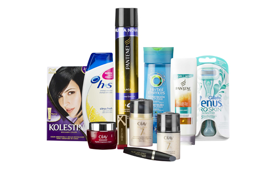 Sorteo The Makeover Collection de P&G Beauty