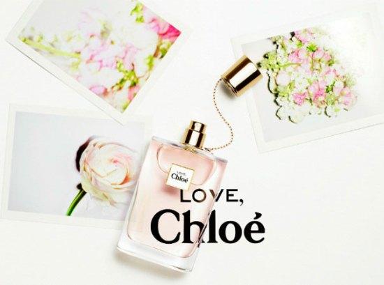 Perfume Love Chloé Eau Florale