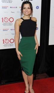 Samantha Barks en los London Critics Circle Awards 2013